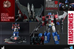 Hot Toys Transformers Optimus Prime (Starscream Version) Pre-Orders Go Live