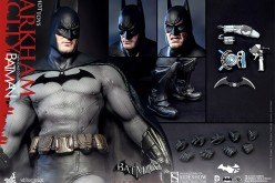 Hot Toys Batman Arkham City Sixth Scale Figure Pre-Orders Go Live