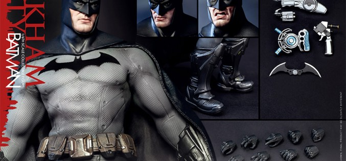 Hot Toys Batman Arkham City Sixth Scale Figure Pre-Orders Go Live