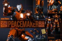 Hot Toys Iron Man Mark XXXVI – Peacemaker Sixth Scale Figure
