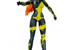 DC Collectibles Poison Ivy Action Figure & New 52 Checklist