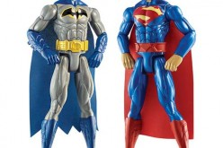 DC Universe 12″ Action Figures Wave 1 Pre-Orders At Entertainment Earth