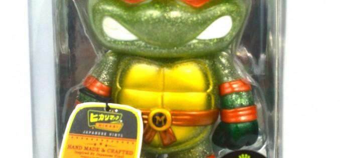 Funko Teenage Mutant Ninja Turtles Clear Michelangelo Hikari Sofubi Vinyl Figure Image Gallery