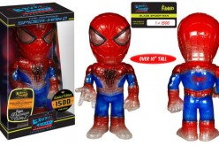 Funko Announces Blaze Spider-Man Hikari Premium Vinyl Figure