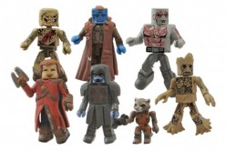 """Guardians Of The Galaxy Gets New Minimates At Toys """"R"""" Us"""