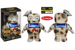 Funko Ghostbusters Burnt Stay Puft Premium Hikari Sofubi Vinyl Figure