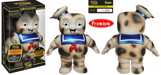 Funko Ghostbusters Burnt Stay Puft Premium Hikari Figure Shipping Soon