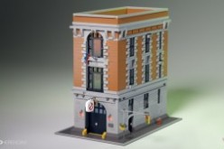 LEGO Ghostbusters Firehouse Receives 10,000 Supporters