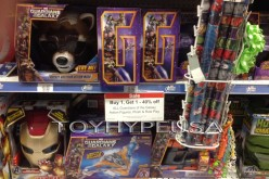 """Guardians Of The Galaxy Buy 1, Get 1 40% Off At Toys """"R"""" Us"""
