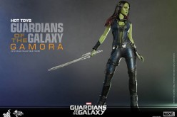 Hot Toys Guardians Of The Galaxy Gamora Sixth Scale Figure Pre-Orders Go Live