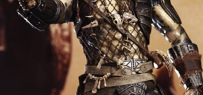 Hot Toys Reveals Predator 2: Elder Predator Sixth Scale Collectible Figure