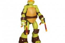 Jakks Pacific Teenage Mutant Ninja Turtles Michelangelo 48″ Figure & More