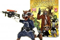 Marvel Digital Comics Unlimited Exclusive Marvel Legends Rocket Raccoon Figure Announced