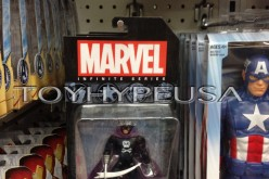 "Marvel Infinite Series 3.75 Inch Found At Toys ""R"" Us"