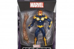 Marvel Legends Guardians Of The Galaxy Nova Action Figure At Amazon For $13.99