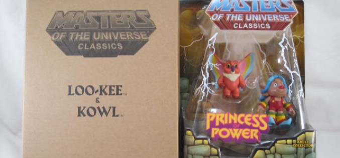 Nerd Rage Toys Update – Masters Of The Universe Classics Filmation Hordak, Loo-Kee & Kowl, Vintage Ghostbusters