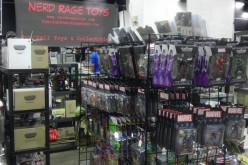 Nerd Rage Toys At Boston Comic-Con Dealer Booth Image