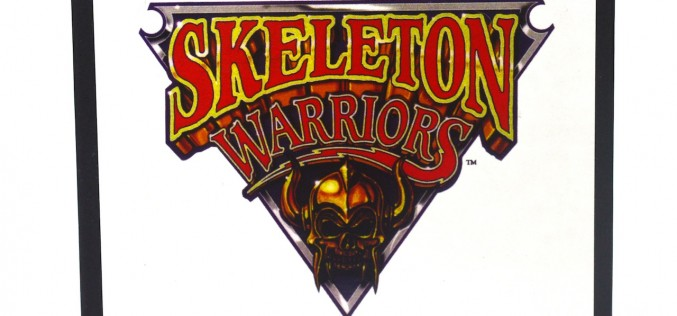 October Toys SDCC 2014 Exclusive Skeleton Warriors Metal Weapons 3-Pack Review