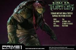 Prime 1 Studio Announces Teenage Mutant Ninja Turtles Movie Statues