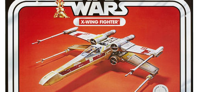 "Toys ""R"" Us Exclusive Star Wars X-Wing Now On Clearance"