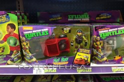 Teenage Mutant Ninja Turtles Hot Rod Radical Road Racer Vehicle Found