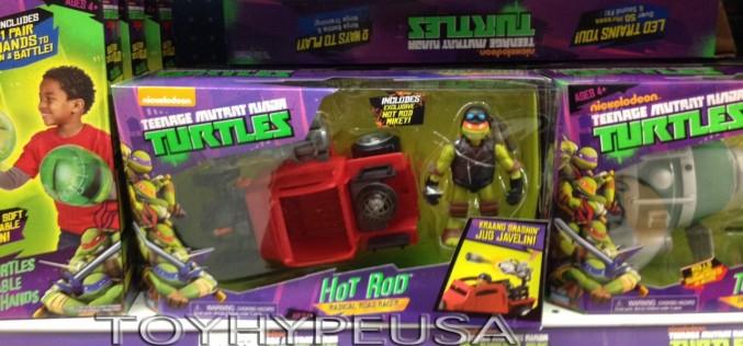 Teenage Mutant Ninja Turtles Hot Rod Radical Road Racer Vehicle Found
