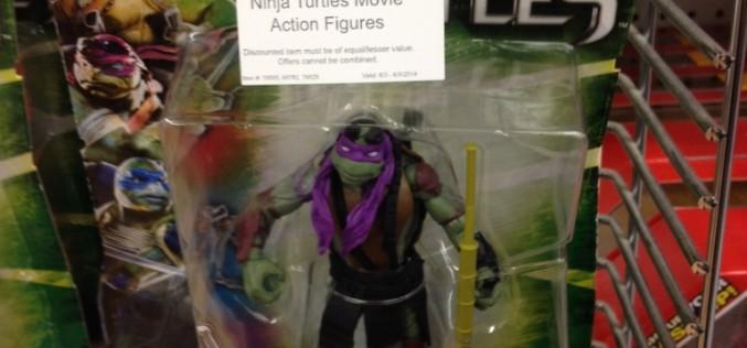"""Teenage Mutant Ninja Turtles Movie Figures Buy 1, Get 1 40% Off At Toys """"R"""" Us"""