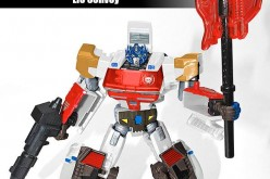 Transformers Collectors' Club Membership Incentive Figure Lio Convoy Revealed