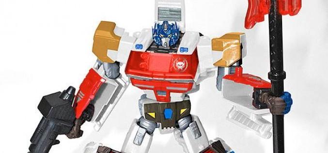 Transformers Collectors' Club Membership Incentive Figure Lio Convoy Revealed