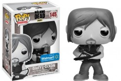 Walmart Exclusive Funko The Walking Dead Black & White Daryl Dixon