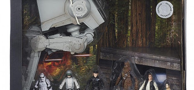 "Star Wars The Black Series Battle On Endor Pack In Stock At Toys ""R"" Us"