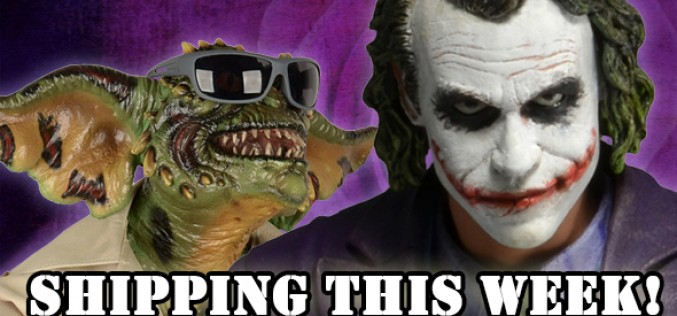 NECA Shipping This Week: 1/4 Scale Heath Ledger Joker Action Figure And More