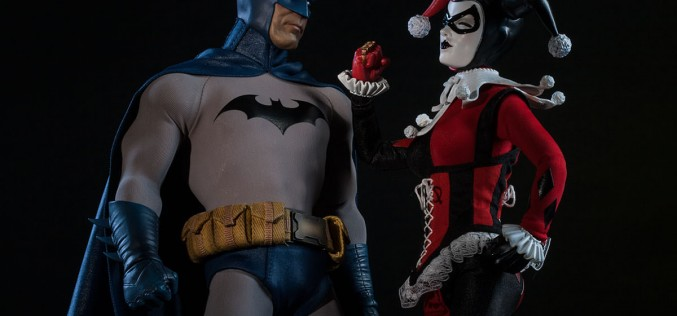 Sideshow's Batman Sixth Scale Figure New Images And Now On Waitlist