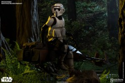 Star Wars Scout Trooper Sixth Scale Figure Pre-Orders Now Available