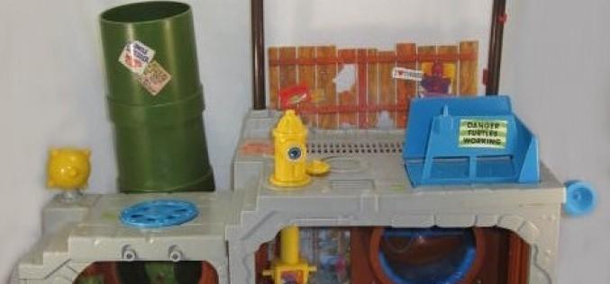 Nerd Rage Toys – Teenage Mutant Ninja Turtles 1989 Sewer Playset