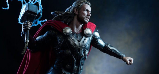 Thor The Dark World Premium Format Figure Pre-Orders Go Live
