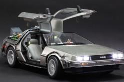 Hot Toys Back To The Future DeLorean Sixth Scale Figure Pre-Orders