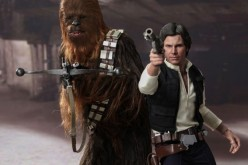 Hot Toys Star Wars Han Solo And Chewbacca Sixth Scale Figures Pre-Orders