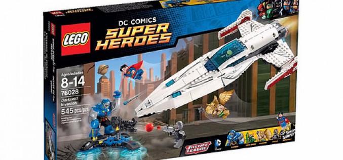 LEGO DC Comics Super Heroes 2015 Official Set Images