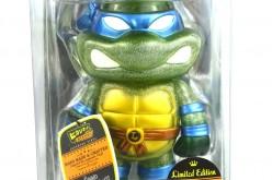 Funko Teenage Mutant Ninja Turtles Clear Glitter Leonardo Hikari Sofubi Vinyl Figure Image Gallery
