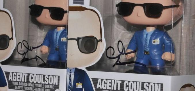 Funko's Agents Of S.H.I.E.L.D Phil Coulson Pop Vinyl Figure Giveaway