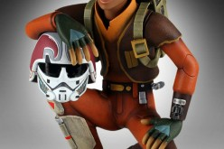 Gentle Giant Ltd. Star Wars Rebels Ezra And Chopper Maquette New Images