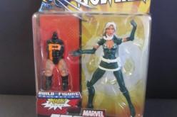 Hasbro Marvel Legends Puck BAF Wave Rogue Figure Listed On Ebay
