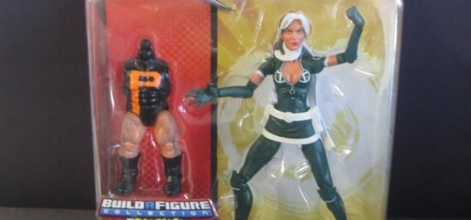 Hasbro Marvel Legends Puck BAF Wave Rogue Figure Listed On Ebay