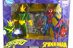 Marvel Select Spider-Man Vs. Electro Figure Exclusive Set Review