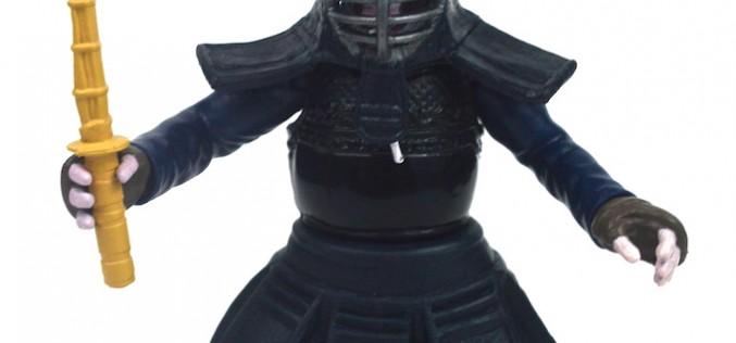 Nickelodeon Teenage Mutant Ninja Turtles Dojo Splinter Figure Review