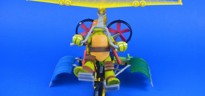 Nickelodeon Teenage Mutant Ninja Turtles Shell Flyer Review