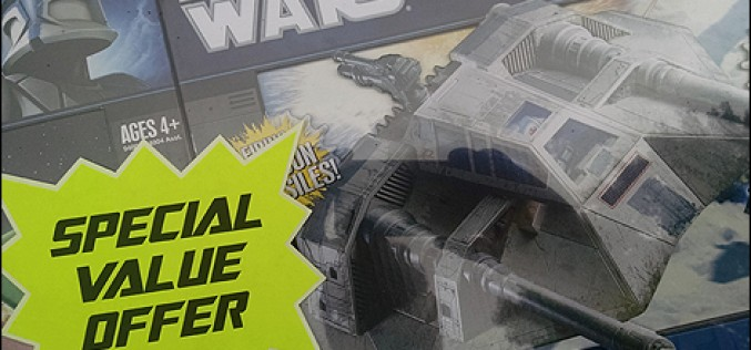 Star Wars The Clone Wars Vehicle 2-Pack Exclusive Combo Deals At Ollie's