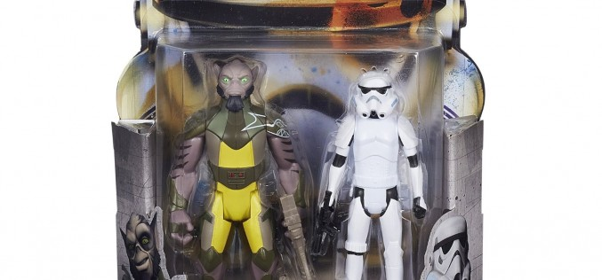 Star Wars Rebels Action FIgures Gets Delayed Until November
