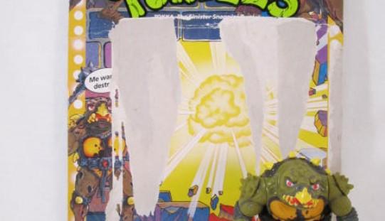 Teenage Mutant Ninja Turtles Vintage Action Figures Restocked At Nerd Rage Toys